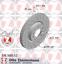 Indexbild 2 - Zimmermann-Sport-Bremsscheiben-amp-Belaege-MAZDA-6-GH-1-8-2-5-2-0-2-2-CD-Vorne