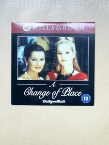 A Change of Place Mills and Boon 1994 DVD Rick Springfield Region 2 Europe