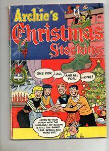 Archie-Giant-Series-Magazine-1-KEY-ISSUE-BETTY-VERONICA-REGGIE-1954-VG-FN-5-0