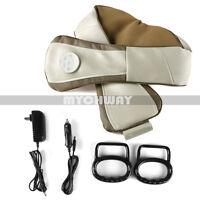Pain Relief Infrared 3d Kneading Massager Body Neck Shoulder Back Massager Care