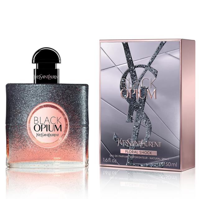 0728937d390 Yves Saint Laurent Black Opium Pure Illusion 90ml EDP Eau De Parfum ...