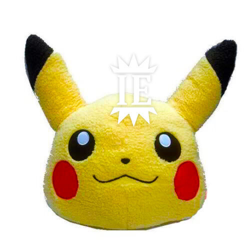 POKEMON PIKACHU cushion SOFT TOY 40 CM poke ball plush pillow oreiller ds