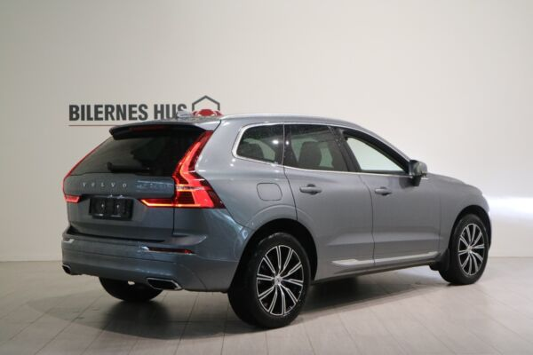 Volvo XC60 2,0 D4 190 Inscription aut. - billede 1