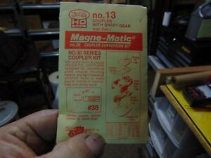 KADEE-13-1-PACKS-MAGNE-MATIC-30-series-COUPLER-CONVERSION-Kit-HO-SCALE