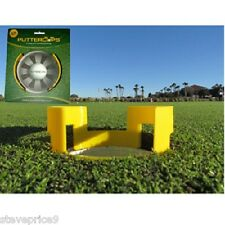 PUTTERCUPS PUTTING CUP, GOLF PRACTICE TRAINING AID.