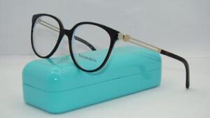 Tiffany-amp-Co-2152-8217-Havana-Turquoise-Orig-Box-Frames-Eyeglasses-Size-51