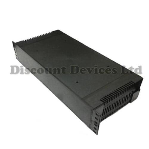 431x203x86mm Plastic Rack Prototype Electronics Project Case// Cabinet Box