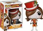 Funko Pop Mad Moxxi Red # 43 Borderlands Vinyl Figure