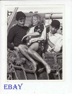Image Is Loading Kim Basinger From Here To Eternity Vintage Photo