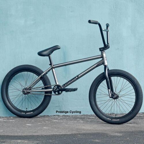 "2019 SUNDAY BIKE BMX FORECASTER 20/"" RAW BICYCLE FIT CULT PRIMO KINK HARO"
