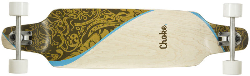 Choke Choke Choke Longboard Swing 38 Zoll made by Powerslide ABEC 7 Lager dd0ae4