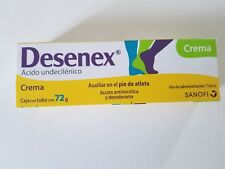 desenex athletes foot cream