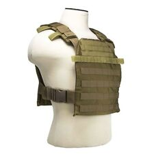 NcSTAR CVPCF2995T Vism Fast Plate Carrier 10x12 - Tan