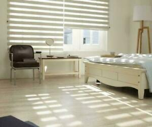 New Zebra Shades / Twilight Sheer Shades now Available Online from OriginalBlinds.com Mississauga / Peel Region Toronto (GTA) Preview