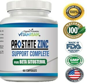 Vitamin prosztatitis