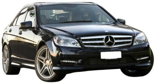 FARO FANALE ANTERIORE Mercedes CLASSE C W204 2011-2013 PARABOLA CROMATA DESTRO