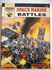 Space Marine Battles 1993 Games Workshop Space Marine (Epic)