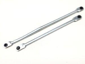 Windscreen-Wiper-Link-Bars-Rods-for-Nissan-Qashqai-2007-2014-5-YEAR-WARRANTY