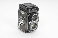 Rollei Rolleiflex 3.5F Medium Format TLR Camera w/75mm f3.5 ZEISS Planar TYP#201