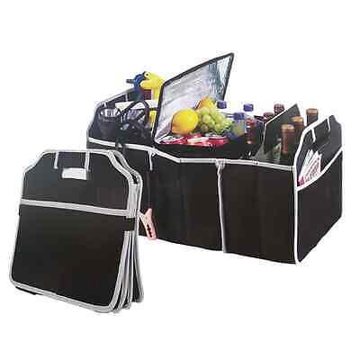 Folding Trunk Organizer Caddy Bag Car Truck Auto Storage Bin Box Collapsible AU.