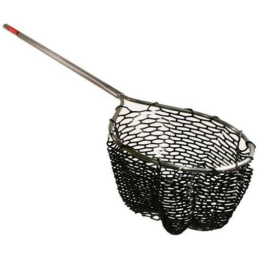 Frabill  3059 Tangle-Free Rubber Landing Net 17  x19  36  Handle - Fishing  choose your favorite