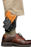 Ruger Sr45 Ankle Leg Fobus Holster Tactical Right Handed Draw Cordura Brand