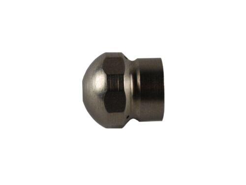 Kränzle Hochdruckreiniger Kärcher Rohreinigungsdüse 1//4 Zoll IG z.B