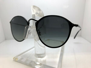 bad49a4bfd AUTHENTIC RAY BAN RB 3574N 153 11 BLACK GREY GRADIENT LENS