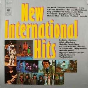Various-New-International-Hits-LP-Comp-Vinyl-Schallplatte-127306