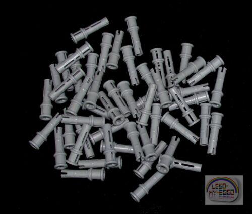 LEGO Technic 3L Pin w// Bushing x 50 New - EV3, NXT, Connector LBG