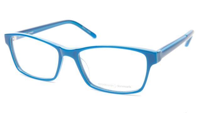 PRODESIGN Denmark 1720 C.9222 Blue Eyeglasses Frame 54-16-140 GG B35 ...