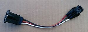 pm peterson trailer marker light wiring adapter harness 3 pin