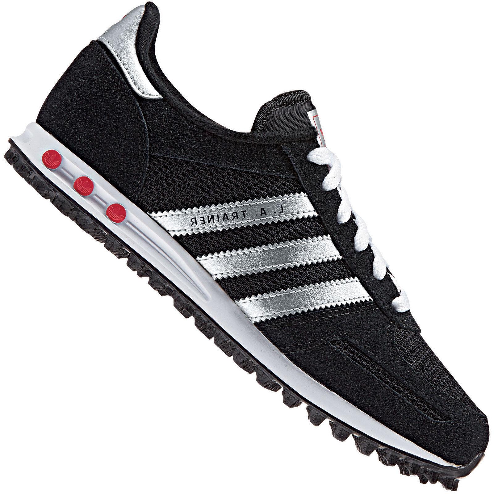 Adidas Originals Originals Adidas LA Trainer Damen-Sneaker Laufschuhe Turnschuhe Sportschuhe NEU ea405e