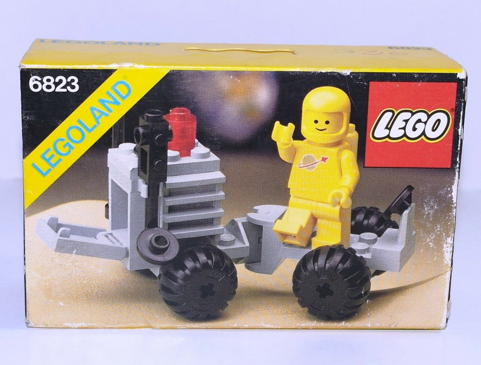 LEGO Vintage Classic Space (6823) Surface Transport - MISB New