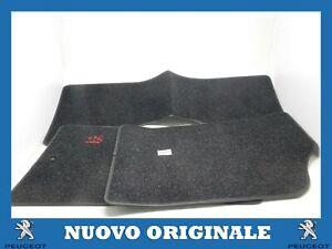 Set Matten Teppiche Fußmatten Gummimatten Original Für PEUGEOT 405