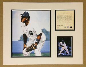 Detroit Tigers Cecil Fielder 1995 Baseball 11x14 MATTED Kelly Russell Print