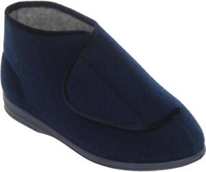 Cosyfeet-Extra-Roomy-Eliza-Slipper-Bootee-4-Colours-6E-Fitting-UK-Sizes