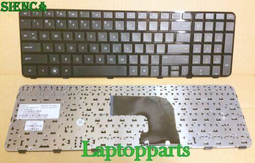 Genuine HP dv6-7010us dv6-7020us dv6-7138us Series Black Keyboard With frame NEW