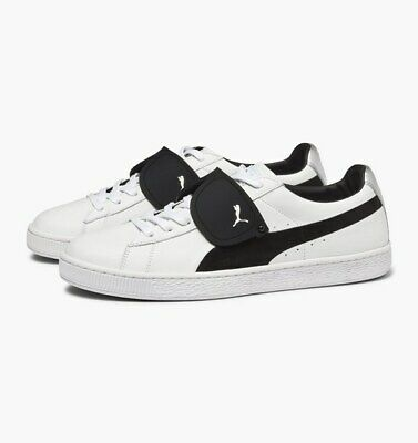 Puma Men's x Karl Lagerfeld Suede Classic White Black 50th Edition New 366314 01 | eBay