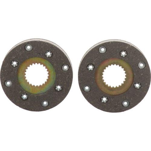 Bremsscheibe Bremsbeläge Handbremse passend für Ford Dexta 2000 3000 3055 5000