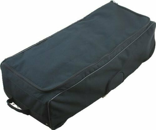 Rolling Carry Bag for 3 Burner Stoves Makes Packing /& Unpacking Trouble-Free