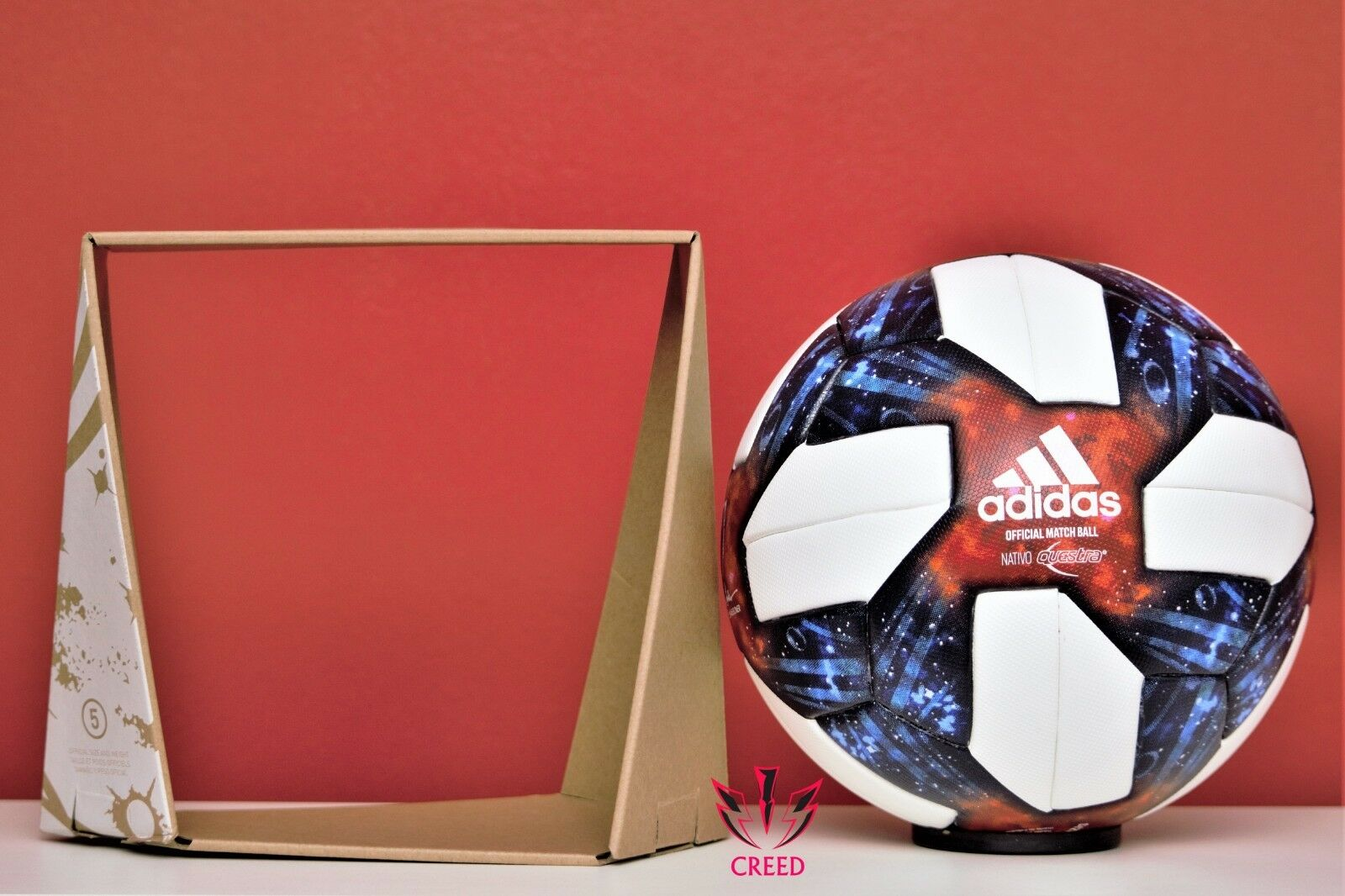 bd37b6c4f adidas Nativo Questra 2019 Official Match Ball Major Soccer League ...