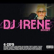 DJ Irene Boxset [Box] by DJ Irene (CD, Jun-2004, 6 Discs, Warlock Records)