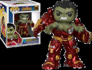 Funko Pop Vinilo Hulk rompiéndote de Hulkbuster (Marvel) Avengers   306 Sellado 6