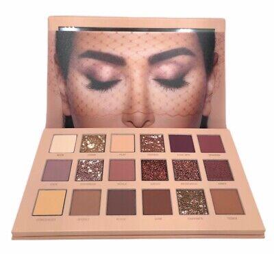 Huda Beauty Naughty Nude Eyeshadow Palette - Basics.pk