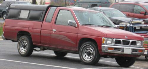 86-97 for Nissan Navara D21 Hardbody Truck interior rear view mirror Pickup