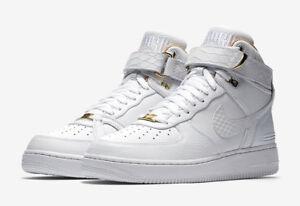 a3ce66f8c8e5c Nike Air Force 1 High Just Don AF100 Don C White Gold AO1074-100 ...