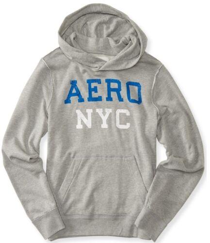 AERO Aeropostale NYC Distressed Pullover Hoodie Hooded Sweatshirt  S,L,XL,3XL