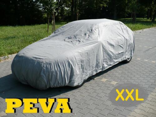 tarpaulins peva muy garaje 3-capas cubierta del coche Lona cobertora XXL