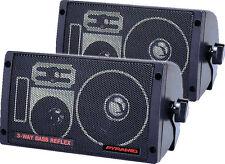 Pyramid 2060 Box Speaker 3-Way 300 Watt Bass Reflex